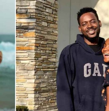 Simi and Adekunle Gold welcomes Adejare baby