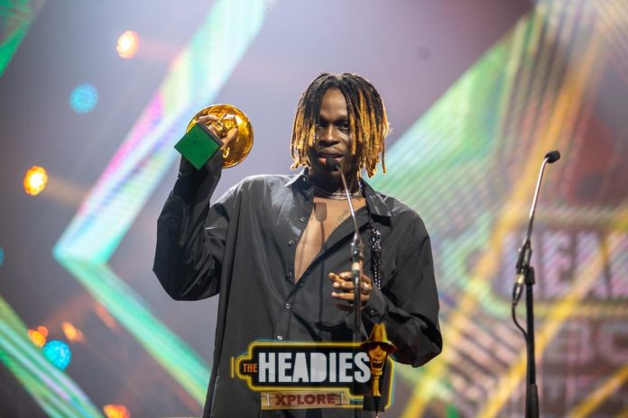 2020 headies award winners